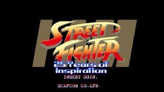 I Am Street Fighter