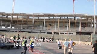 Webcam Valencia Flughafen