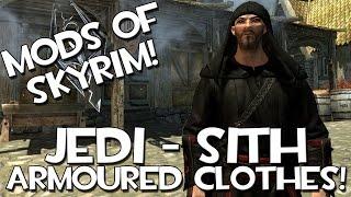 Skyrim Mods Jedi & Sith Robes