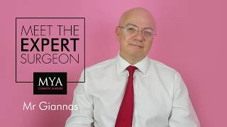 Meet The Expert Surgeon | Mr Giannas