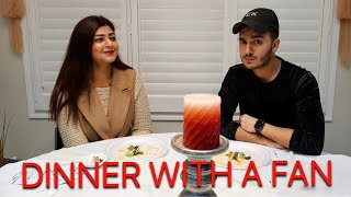 Went on a DATE with A FAN!