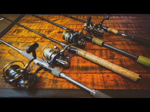 Top 7 Spinning Rods of 2018 – Buyer's Guide