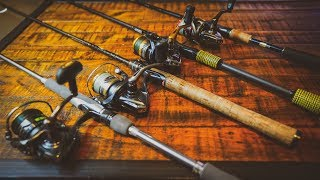 Top 7 Spinning Rods of 2018 - Buyer's Guide