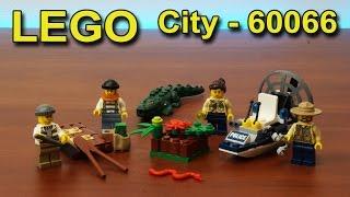 Lego - City 60066 / Speciální policie - CZ / SK