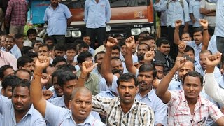 INDIA 150 MILLION WORKERS ON STRIKE