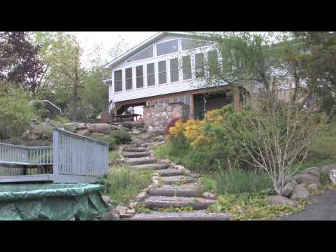 RealTours Home on 5.8 acres For Sale in New Hampton, NY.
