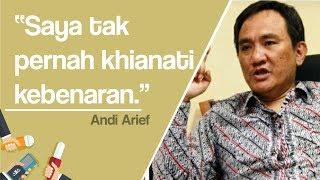 Sempat Sebut Prabowo Jenderal Kardus, Andi Arief Unggah Foto Rangkulan Bersamanya