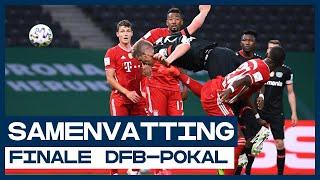 Doelpuntenfestijn in finale DFB-Pokal tussen Bayern en Leverkusen