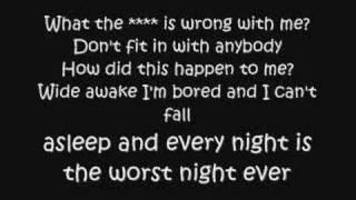 Simple Plan - I'm Just A Kid Lyrics