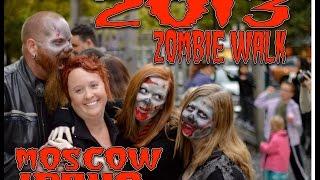 2013 Moscow Zombie Walk