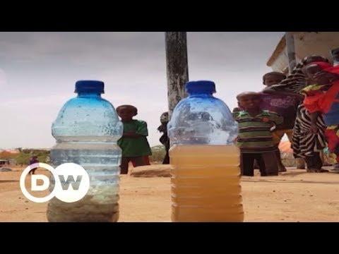 Como limpar a água em poucos minutos?