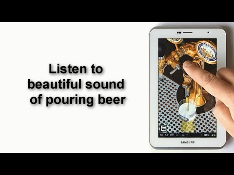 Video of Beer Tap 3D