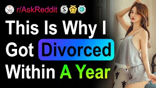 Why Did You Get Divorced After Less Than A Year?