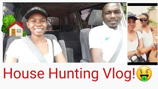 HOUSE HUNTING IN LUSAKA VLOG   Zambian Youtuber   Womba Chikweti (Queen Womba)