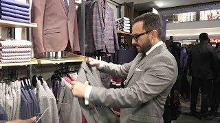 Saif Ali Khan's Surprise ENTRY Inside Shopping Mall In Mumbai Makes FANS go CRAZYY
