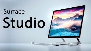 Surface Studio y Surface Book  i7, novedades en español