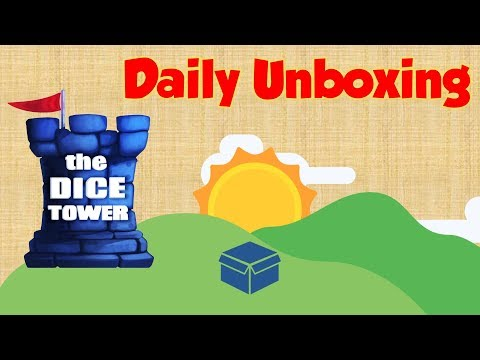 Daily Game Unboxing - Kingdomino: Age of Giants