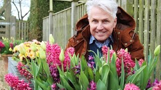 Get Gardening: Showers in April bring Flowers in May (Spring pots!)