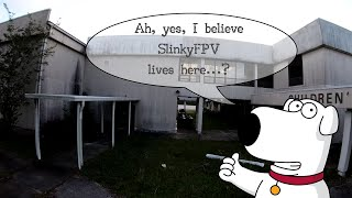 I guess SlinkyFPV lives here or something | Freestyle FPV