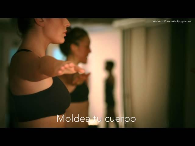 Posturas de hot yoga para adelgazar