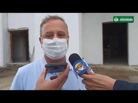 Secretário de Saúde do Estado da Bahia visita UPA e HMJ