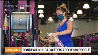 Planet Fitness CEO Says Members Eager to Return to Gyms