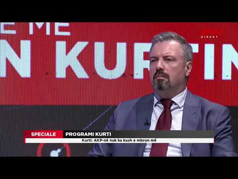 Speciale - Intervistë me Albin Kurtin 08.10.2019