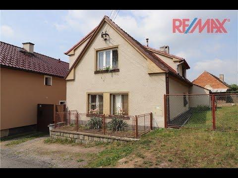 Video Prodej domu v osobním vlastnictví 153 m², Chanovice