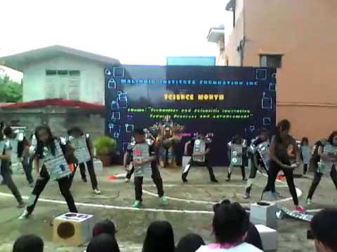 Robitics Dance Competition - MIFI Juniors SciMonth