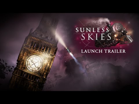 Sunless Skies | Launch Trailer thumbnail