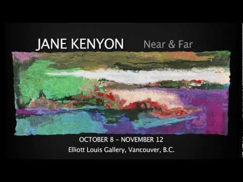 It's All About Art - Jane Kenyon