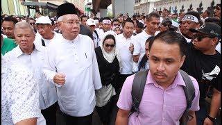 Najib Razak, Zahid, Hadi Awang turn up for anti-ICERD rally
