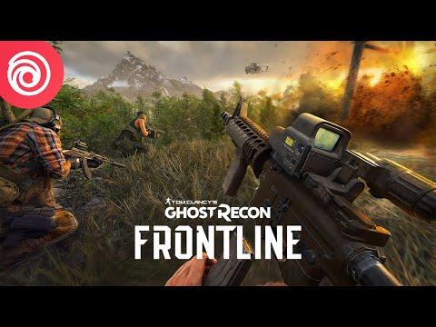 Tom Clancy's Ghost Recon Frontline : Vidéo d'annonce complète