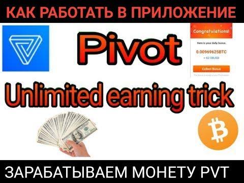Pivot - Нововведения зарабатываем без напряга