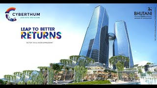 Bhutani Cyberthum |9711836846| is Commercial Property in Noida