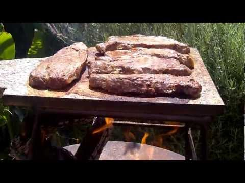 Asado a la Piedra (asados en su casa)