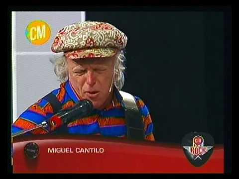 Miguel Cantilo video Entrevista CM Rock - CM 2016