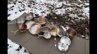 Outdoorküche Edelstahl Xl : Ausrüstung kochen mit der bushbox xl Самые популярные видео