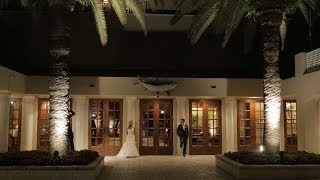 Cheeca Lodge Wedding filmed by Bridges Cinema