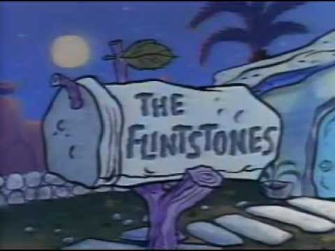 Flintstones  Original closing 1960