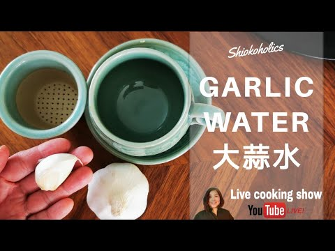 , title : 'Drink a glass of garlic water everyday, see what happens to you