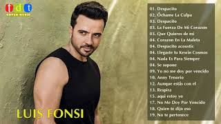 Gambar cover Luis Fonsi Greatest Hits Cover 2018 - Luis Fonsi Best Cover Songs Playlist