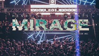 Henry Saiz - Live @ MIRAGE in Buenos Aires: All Night Long 2019