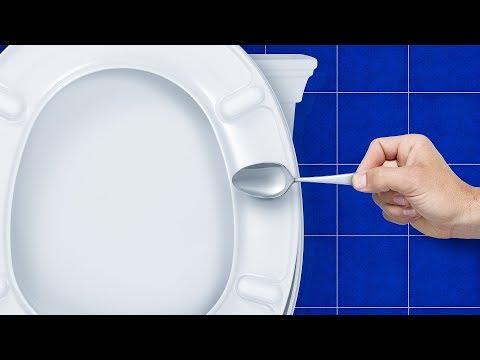 30 טיפים לטיפוח ורענון השירותים והמקלחת שכל אחד צריך לדעת