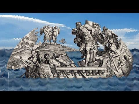 Progetto Glitch: Ulisse e le Sirene (Interferenze tra Storia e Attualità)