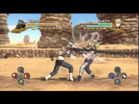 Видео № 0 из игры Naruto Shippuden: Ultimate Ninja Storm 3 - True Despair Edition [X360]
