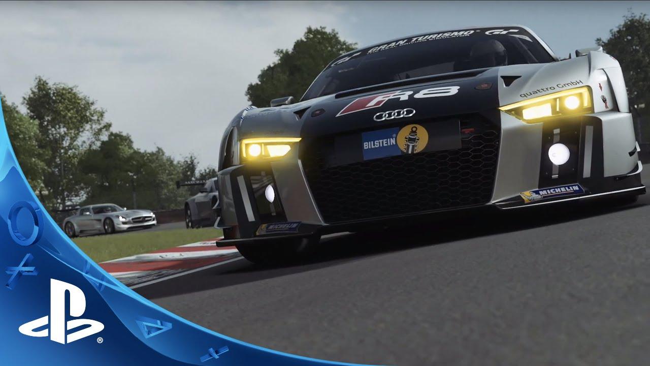 Gran Turismo Sport Beta Coming to PS4 in 2016