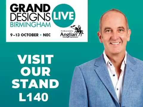 Maples & Birch New Range at Grand Designs Live show