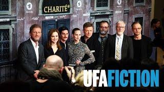 CHARITÉ - Premiere & Roter Teppich mit Alicia von Rittberg, Emilia Schüle uvm. // UFA FICTION