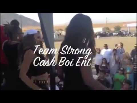 Team Strong (The Team) Ft Young Taxx Duece Of Cash Boi Ent